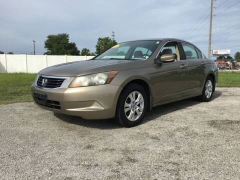 2008 Honda Accord for sale at First Coast Auto Connection in Orange Park FL