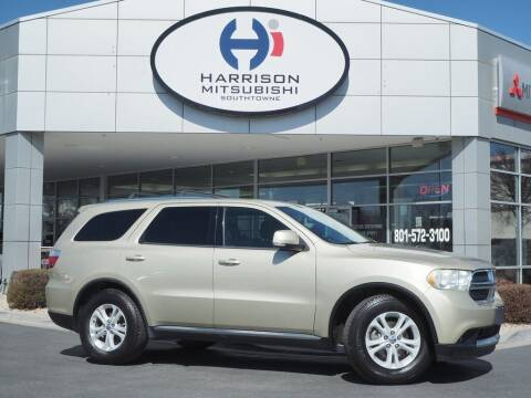 2011 Dodge Durango for sale at Harrison Imports in Sandy UT