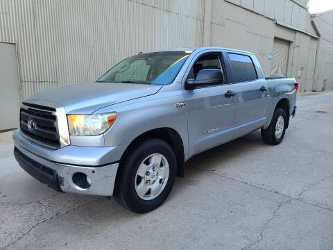 2011 Toyota Tundra for sale at NEW UNION FLEET SERVICES LLC in Goodyear AZ
