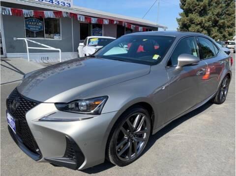 2020 Lexus IS 300 for sale at AutoDeals in Hayward CA