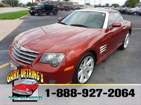 2005 Chrysler Crossfire for sale at Gary Uftring's Used Car Outlet in Washington IL