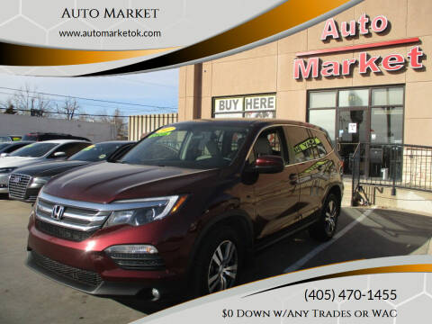 2017 Honda Pilot for sale at Auto Market in Oklahoma City OK