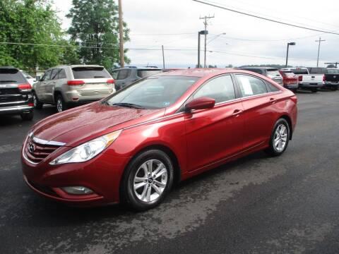 2013 Hyundai Sonata for sale at FINAL DRIVE AUTO SALES INC in Shippensburg PA