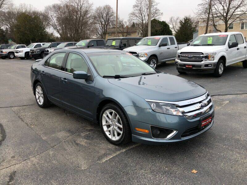 2011 Ford Fusion for sale at WILLIAMS AUTO SALES in Green Bay WI