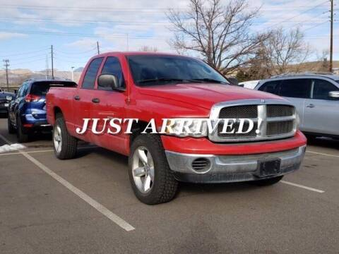 2005 Dodge Ram Pickup 1500 for sale at EMPIRE LAKEWOOD NISSAN in Lakewood CO