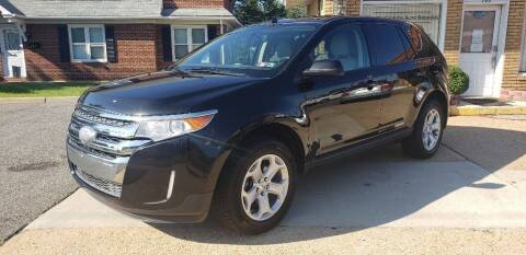 2014 Ford Edge for sale at A.C. Greenwich Auto Brokers LLC. in Gibbstown NJ
