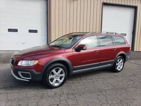 2009 Volvo XC70 for sale at Massirio Enterprises in Middletown CT