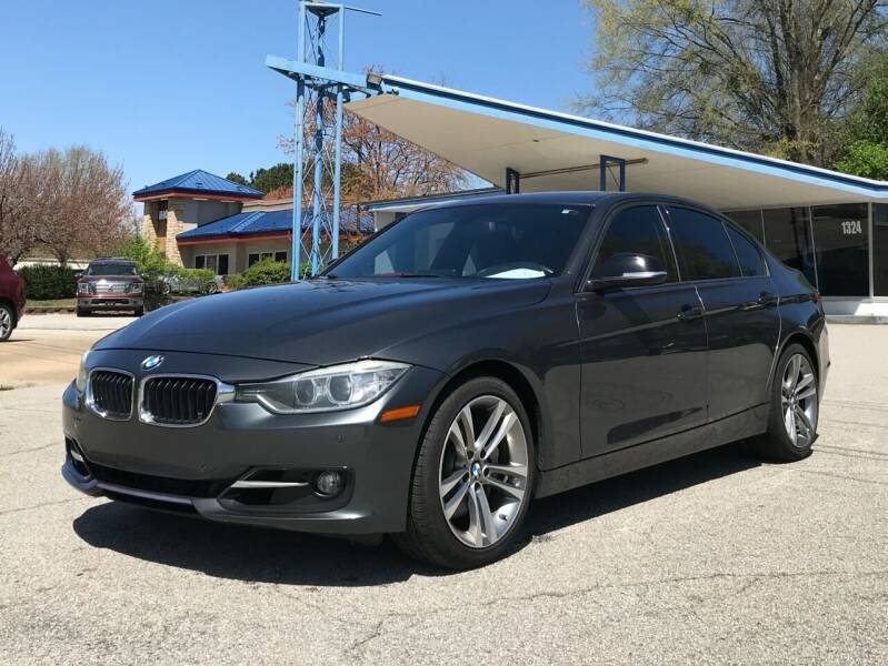 2014 BMW 3 Series for sale at GR Motor Company in Garner NC