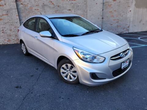 2017 Hyundai Accent for sale at GTR Auto Solutions in Newark NJ