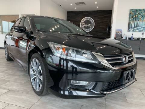 2013 Honda Accord for sale at Evolution Autos in Whiteland IN