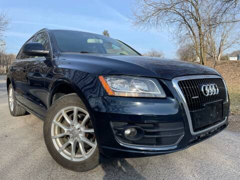 2010 Audi Q5 for sale at Trocci's Auto Sales in West Pittsburg PA