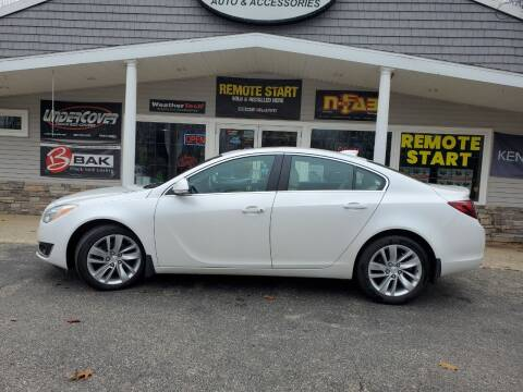 2016 Buick Regal for sale at Stans Auto Sales in Wayland MI