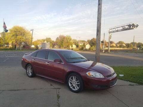 2011 Chevrolet Impala for sale at Five Star Auto Center in Detroit MI