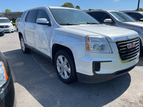 2017 GMC Terrain for sale at Auto Credit Xpress - Sherwood in Sherwood AR