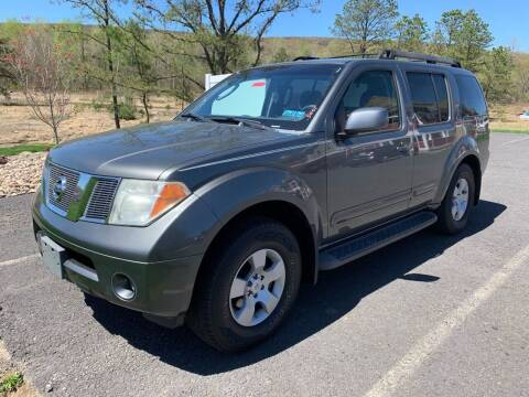 2007 Nissan Pathfinder for sale at GMG AUTO SALES in Scranton PA