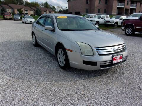 2006 Ford Fusion for sale at BABCOCK MOTORS INC in Orleans IN