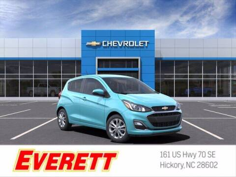 2021 Chevrolet Spark for sale at Everett Chevrolet Buick GMC in Hickory NC