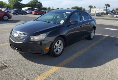 2011 Chevrolet Cruze for sale at JacksonvilleMotorMall.com in Jacksonville FL