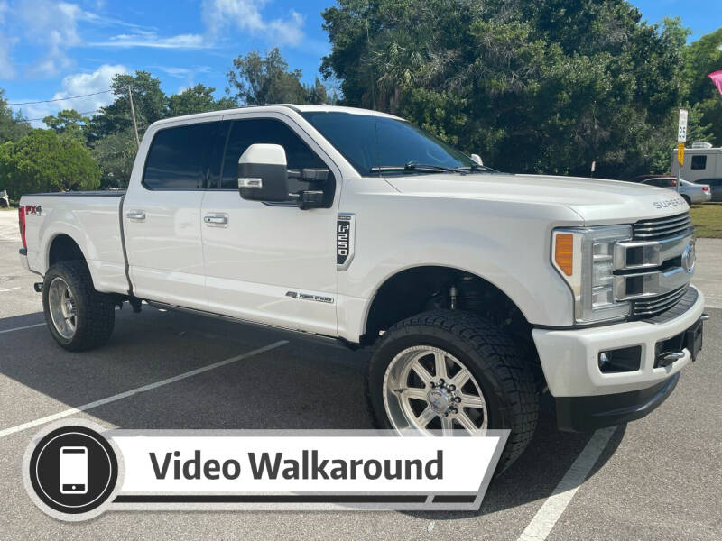 2018 Ford F-250 Super Duty for sale at GREENWISE MOTORS in Melbourne FL