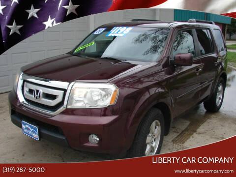 2009 Honda Pilot for sale at Liberty Car Company - II in Waterloo IA