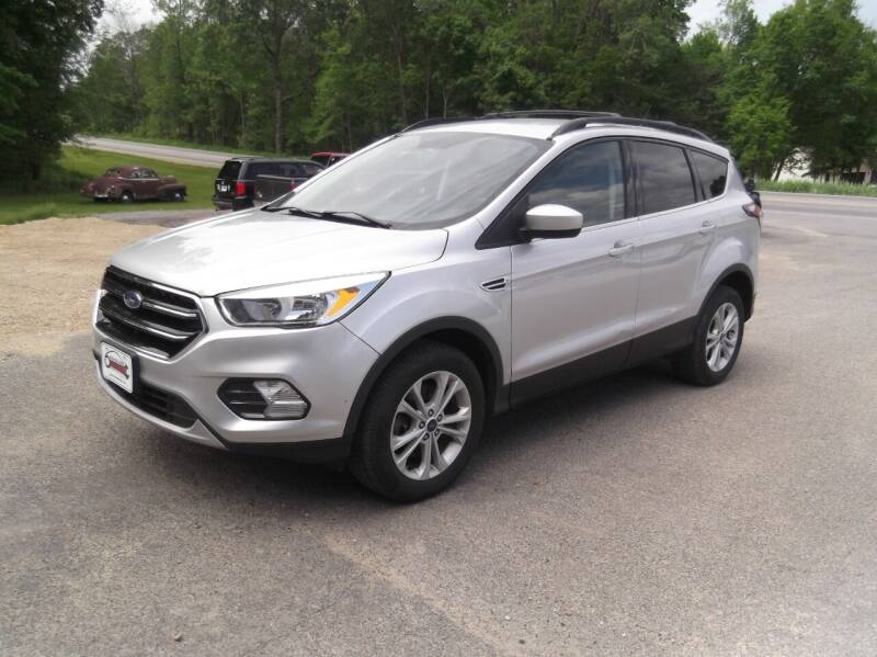 2017 Ford Escape for sale at Clucker's Auto in Westby WI