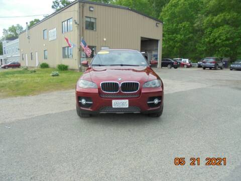 2008 BMW X6 for sale at Exclusive Auto Sales & Service in Windham NH