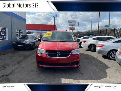 2013 Dodge Grand Caravan for sale at Global Motors 313 in Detroit MI