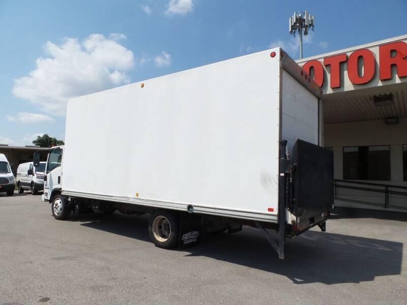 2013 Isuzu NRR 4x2 2dr 71.0 in. BBC Tilt Cab - Houston TX