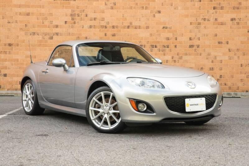 2010 Mazda MX-5 Miata for sale at Vantage Auto Wholesale in Moonachie NJ
