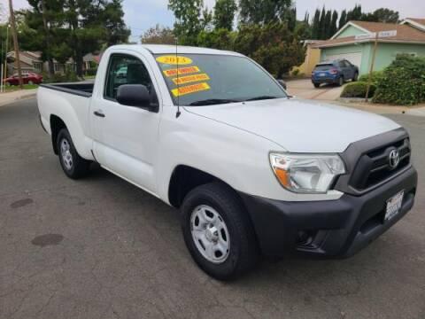 2013 Toyota Tacoma for sale at CAR CITY SALES in La Crescenta CA