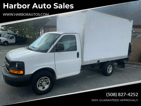 2016 Chevrolet Express Cutaway for sale at Harbor Auto Sales in Hyannis MA