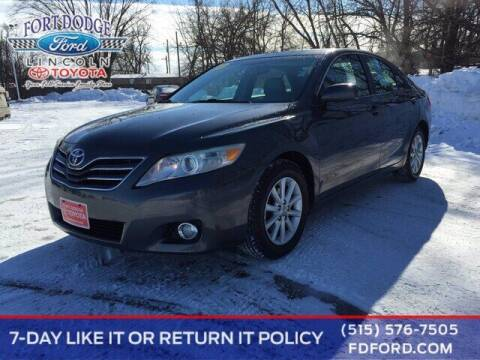 2011 Toyota Camry for sale at Fort Dodge Ford Lincoln Toyota in Fort Dodge IA