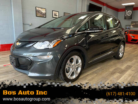 2017 Chevrolet Bolt EV for sale at Bos Auto Inc in Quincy MA