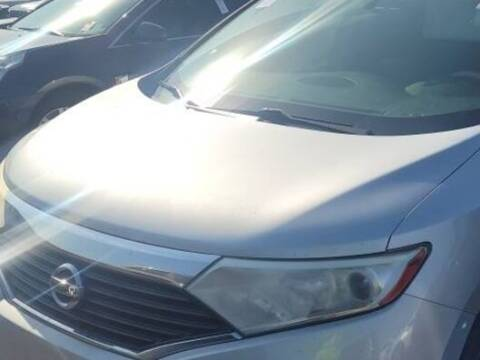 2013 Nissan Quest for sale at Shamrock Group LLC #1 in Pleasant Grove UT