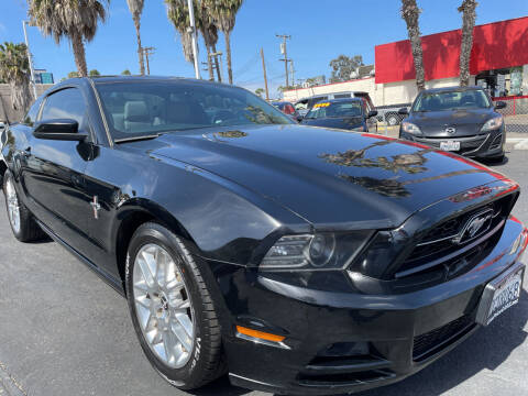 2014 Ford Mustang for sale at CARZ in San Diego CA