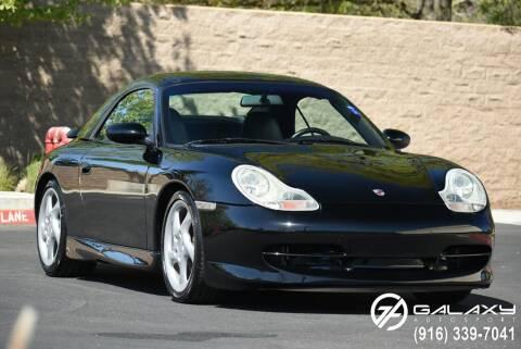2001 Porsche 911 for sale at Galaxy Autosport in Sacramento CA