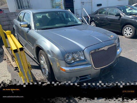 2006 Chrysler 300 for sale at AA Auto Sales Inc. in Gary IN