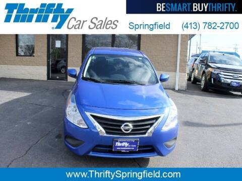 2017 Nissan Versa for sale at Thrifty Car Sales Springfield in Springfield MA