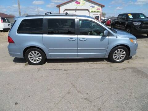 2012 Volkswagen Routan for sale at Jefferson St Motors in Waterloo IA