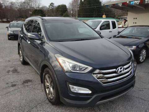 2014 Hyundai Santa Fe Sport for sale at HAPPY TRAILS AUTO SALES LLC in Taylors SC