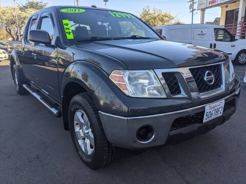 2011 Nissan Frontier for sale at Convoy Motors LLC in National City CA