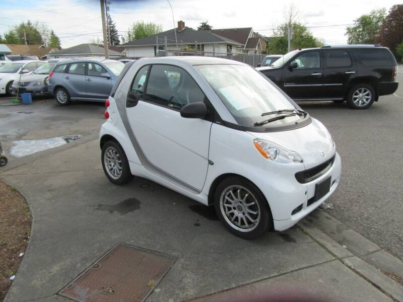 2011 Smart fortwo for sale at Car Link Auto Sales LLC in Marysville WA