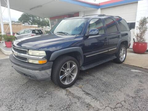 2004 Chevrolet Tahoe for sale at Americar in Virginia Beach VA