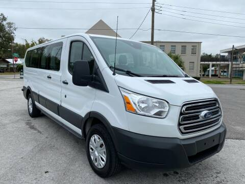 2018 Ford Transit Passenger for sale at Consumer Auto Credit in Tampa FL