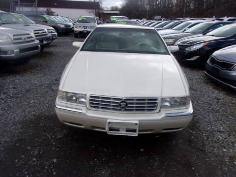 2002 Cadillac Eldorado for sale at Balic Autos Inc in Lanham MD