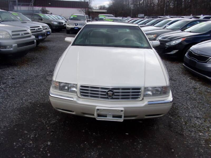 2002 Cadillac Eldorado for sale at Balic Autos Inc in Lanham MD