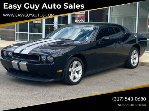 2014 Dodge Challenger for sale at Easy Guy Auto Sales in Indianapolis IN