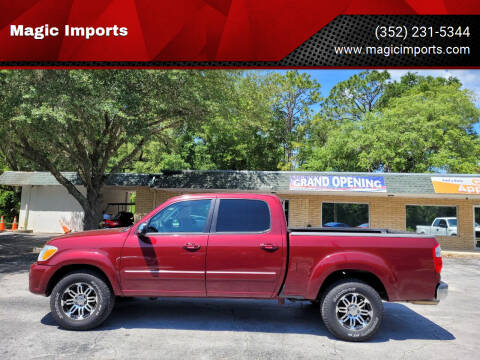2006 Toyota Tundra for sale at Magic Imports in Melrose FL