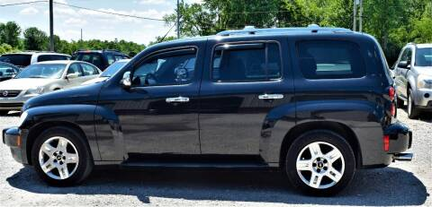 2011 Chevrolet HHR for sale at PINNACLE ROAD AUTOMOTIVE LLC in Moraine OH
