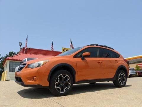 2015 Subaru XV Crosstrek for sale at CarZoneUSA in West Monroe LA